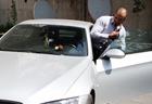 (تصاویر) مدافع حرم BMW سوار!
