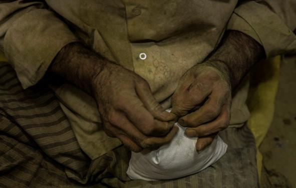 (تصاویر) شغل 700 ساله در یزد