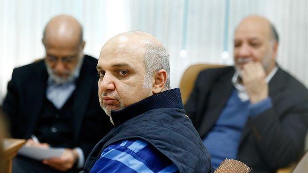 بابک زنجانی در آستانه اعدام