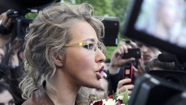 (تصویر) این زن رقیب پوتین می شود