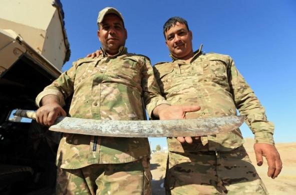 (تصاویر) داعشیها در رقه چه برجای گذاشتند