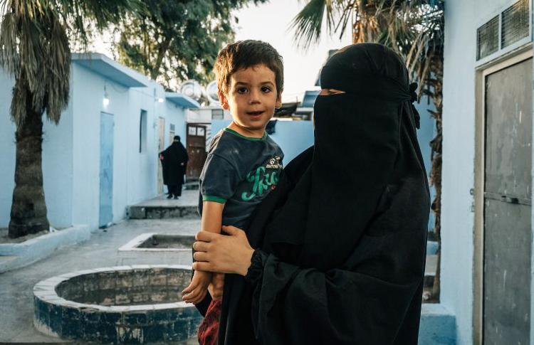 از آلمان به آلمان؛ داستان زن داعشی و مرد سوری!