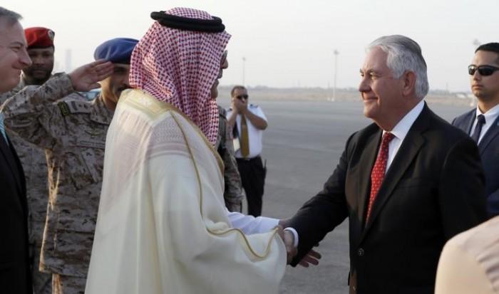 تیلرسون در عربستان به دنبال چیست؟