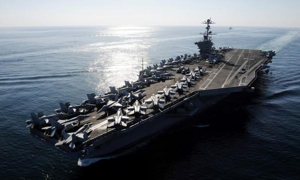 آیا ایران میتواند ناوهواپیمابر آمریکایی غرق کند؟