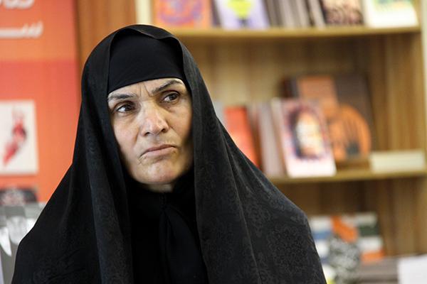 دختر ایرانی که سرباز عراقی را با تبر کشت!
