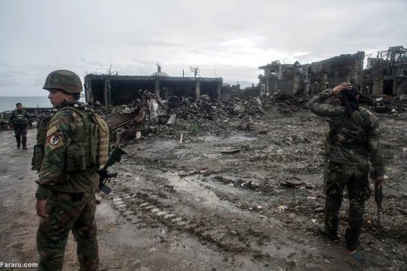 (تصاویر) بلایی که داعش بر سر