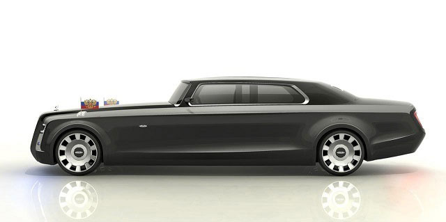 با خودروی پوتین آشنا شوید