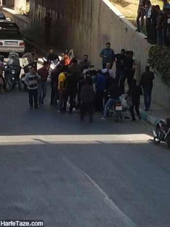 پشت پرده فیلم دو دختر اصفهانی قبل از خودکشی