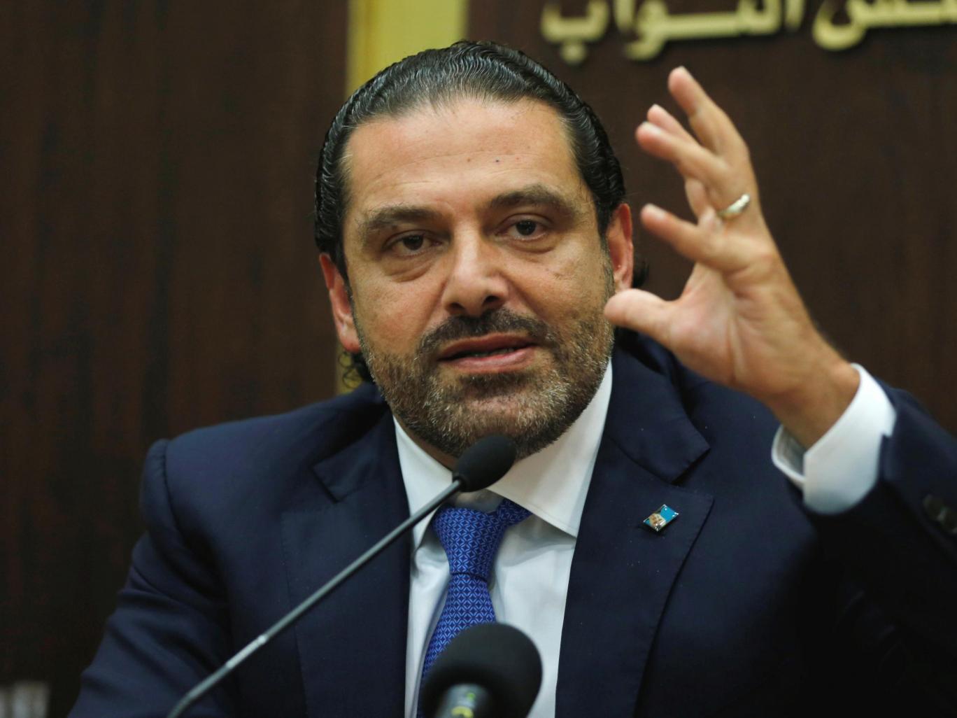 رسانههای عربی درباره استعفای حریری و ایران چه گفتند؟,