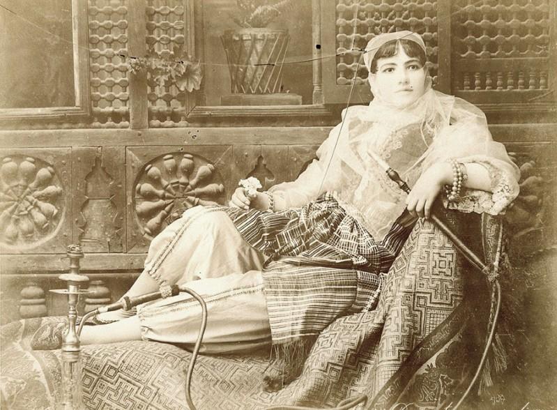(تصاویر) آلبوم منحصر به فرد از مصر 140سال قبل