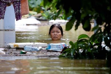 (تصاویر) سیل ویتنام با 50 کشته