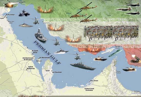 شش سناریو برای جنگ ایران و عربستان