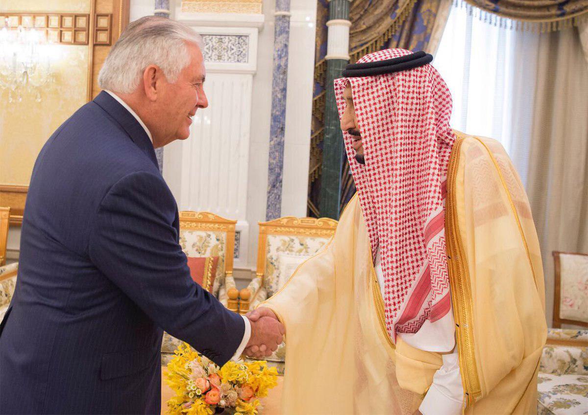اتحاد آمریکا و عربستان برای جنگ با ایران
