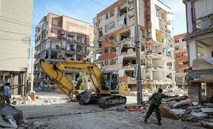 هفت نکته درباره زلزله کرمانشاه
