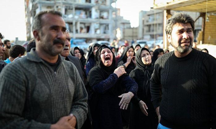 کالبدشکافی زلزله هفت نکته درباره زلزله کرمانشاه