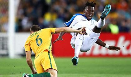 (تصاویر) صعود استرالیا به جام جهانی روسیه