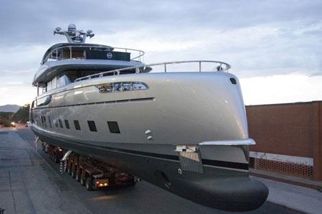 رونمایی از قایق تفریحی ۴۶ میلیاردی پورشه