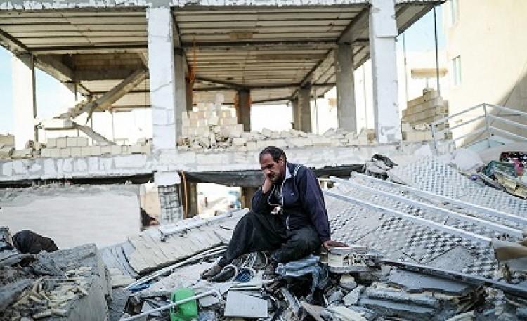 زلزله زدگان و حقوق قانونیشان
