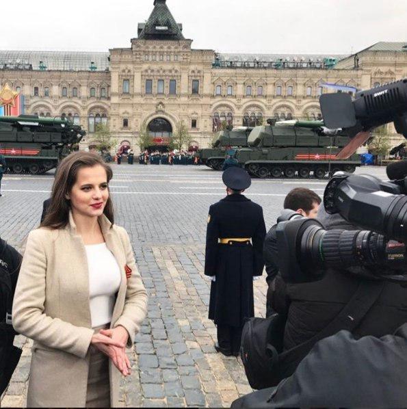 زن روسی روسیانا مارکوفسکایا دختر روسی اخبار روسیه Rossiyana Markovskaya