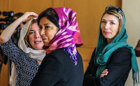 (تصاویر) مذاکرات هیات سطح بالای اروپا و ایران
