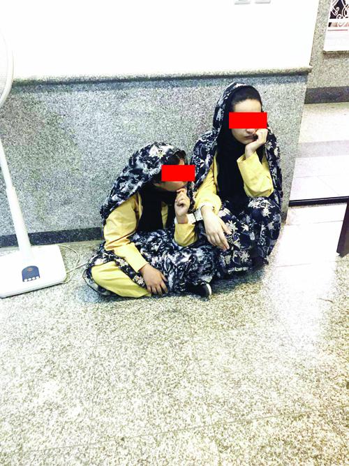 شکنجه کارگران افغانی در قفس کبوتران!