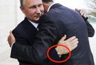 (تصاویر) ساعت گرانقیمت پوتین، سوژه رسانهها