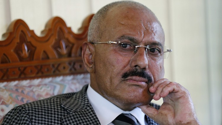 شایعه کشته شدن علی عبدالله صالح
