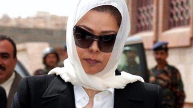 واکنش دختر صدام به مرگ عبدالله صالح
