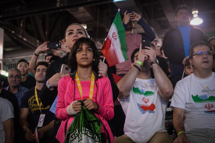 ایران در خاک آمریکا قهرمان جهان شد