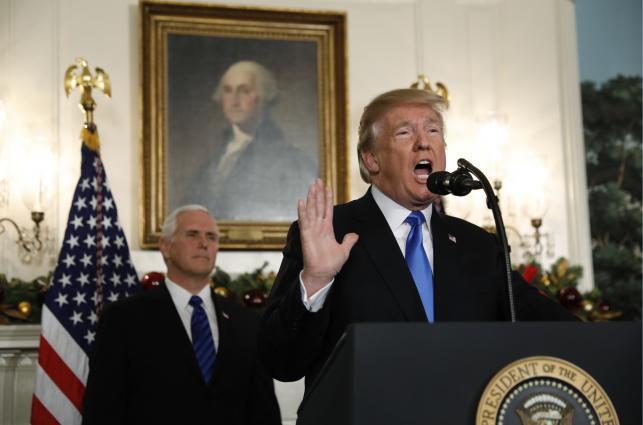 چه کسانی پشت پرده تصمیم ترامپ بودند؟