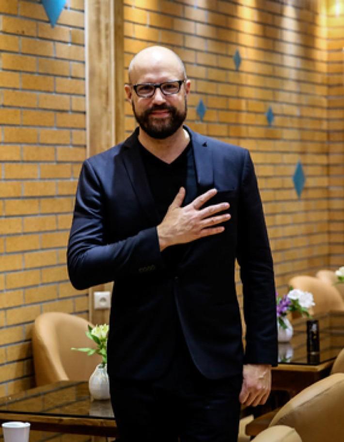 (تصاویر) ورود گروه موسیقی شیلر به تهران