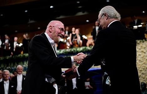 جایزه ۴.۵ میلیارد تومانی نوبل به برندگانش اهدا شد