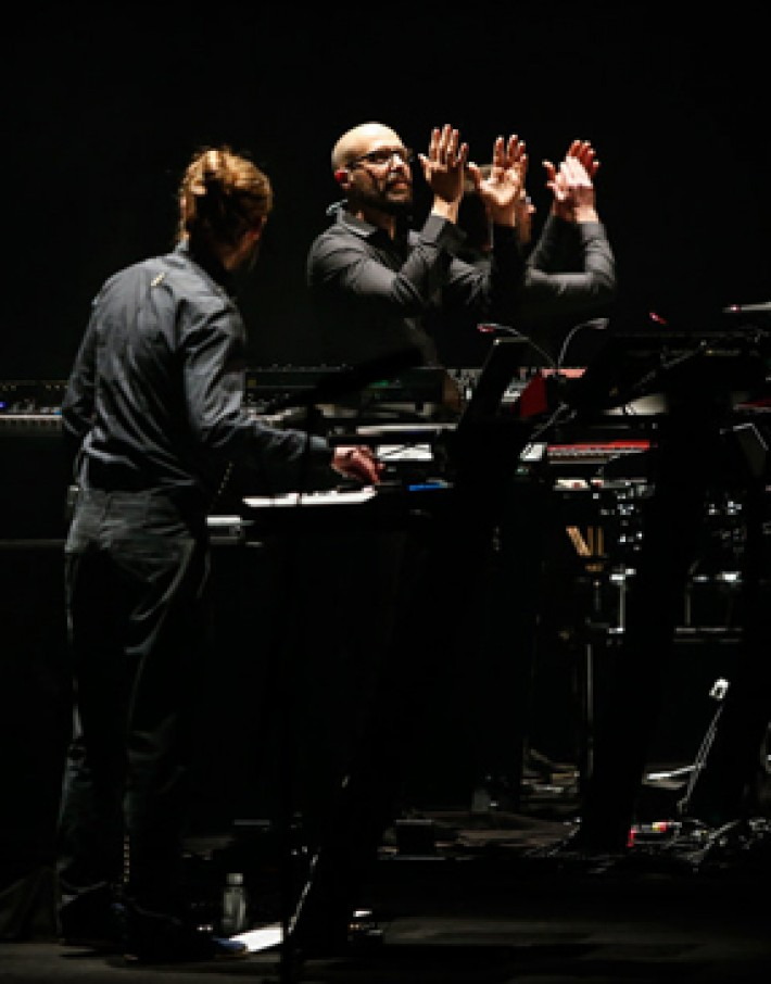 (تصاویر) کنسرت گروه موسیقی شیلر