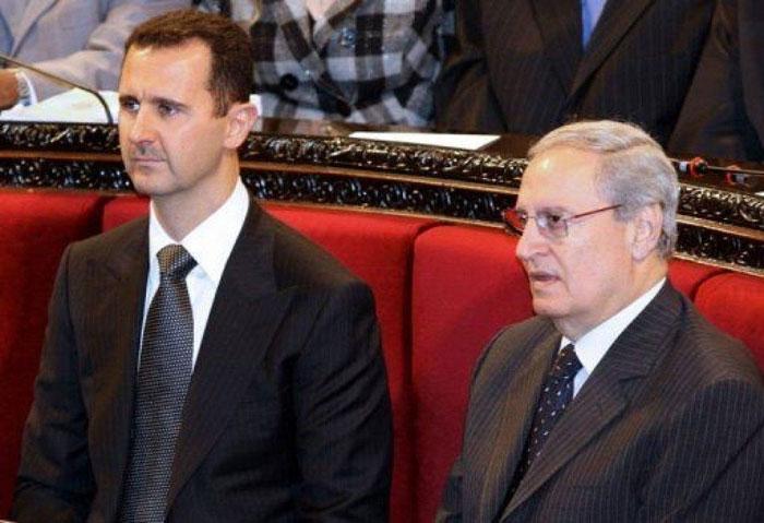 فاروق الشرع جانشین اسد می شود؟