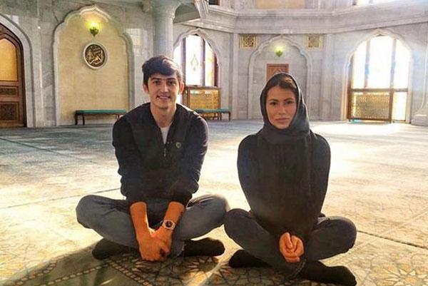 درخواست کاربران ایرانی از مجری زن مراسم قرعهکشی جامجهانی