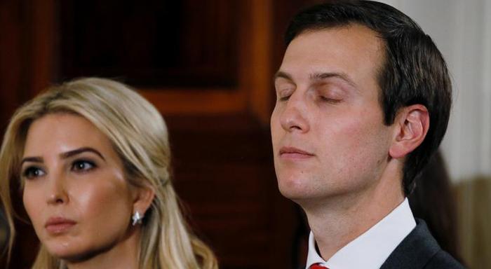 کوشنر در کاخ سفید چه میکند؟