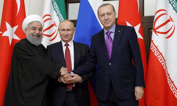 دو راه برای مخالفان اسد