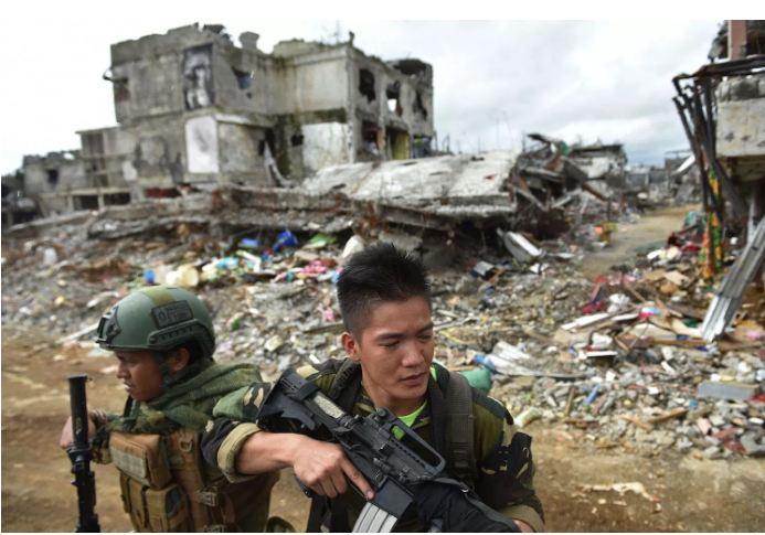 آیا خلافت بعدی داعش در فیلیپین است؟