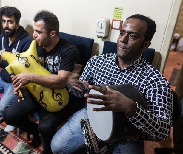 (تصاویر) آفریقاییهای فراموششده ایران