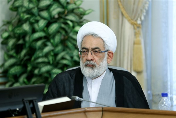 پیشنهاد دادستان کل کشور: شهردارتهران دوباره استعفا دهد