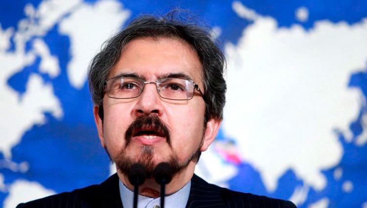 واکنش ایران به
