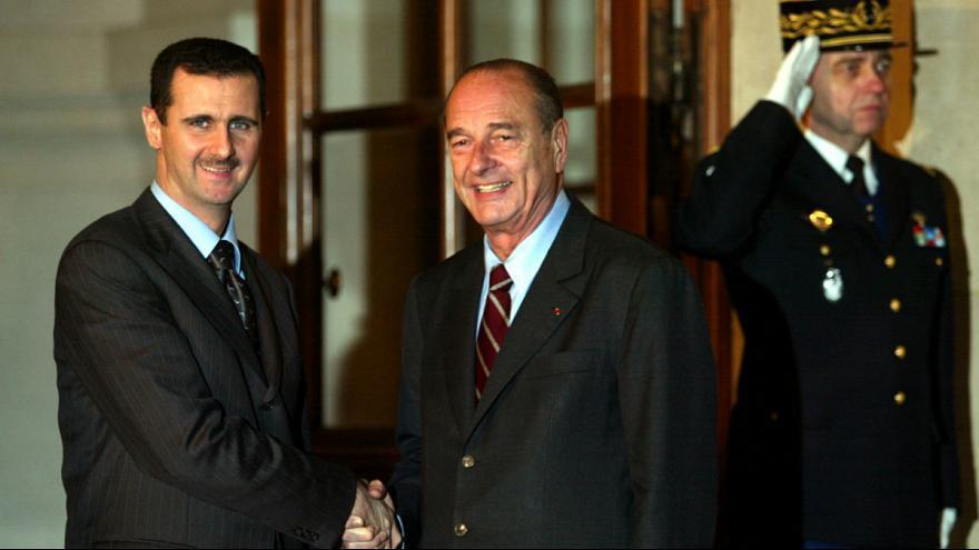 فرانسه نشان دولتی خود را از اسد پس می گیرد