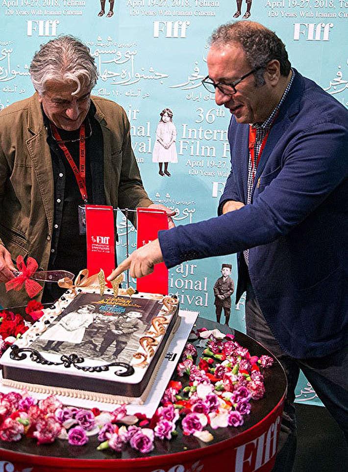 امروز به روایت تصویر// جشنواره جهانی فیلم فجر، نمایشگاه عکاسی از فلسطین و ...
