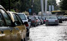چرا باران، تهران را