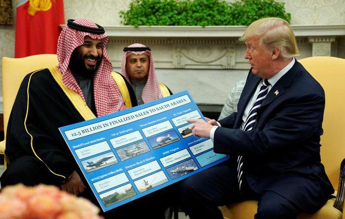 نقشه تازه آمریکا برای عربستان