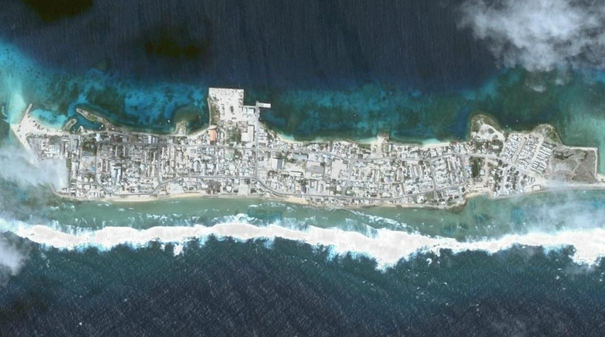 جزایر ایران در خلیجفارس غرق میشود؟