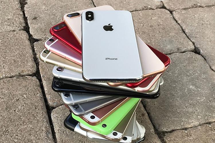 مقایسه آیفون با موبایلهای اندرویدی