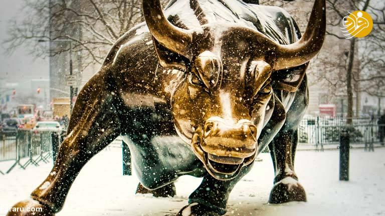 شروع یخ زده بازار در اوین روز زمستان