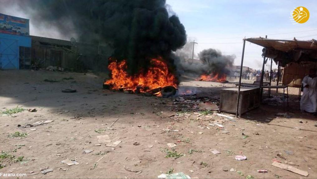 ۲۲ کشته در تظاهرات معیشتی در سودان