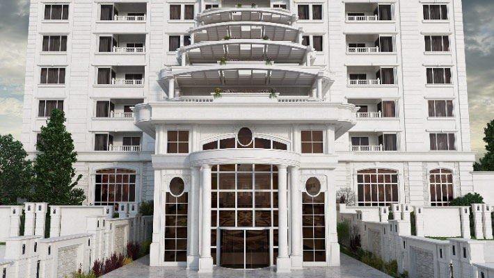 یک متر آپارتمان ۷۵ میلیون تومان!